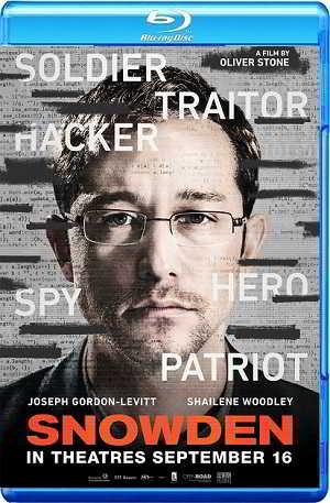 Snowden 2016 BRRip BluRay 720p