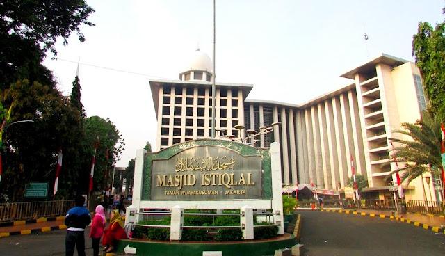 Keistimewaan Masjid Istiqlal Jakarta