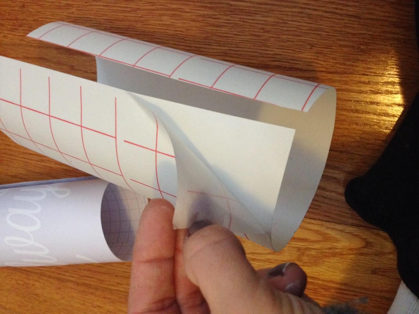 Silhouette CAMEO, Silhouette Portrait, Silhouette vinyl, how to cut vinyl, how to cut vinyl with silhouette cameo, grid transfer paper