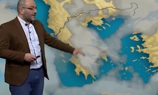 Ολη η Ευρώπη στην κατάψυξη και στην Ελλάδα... Ανοιξη! Ο καιρός απ' τον Σάκη Αρναούτογλου - BINTEO