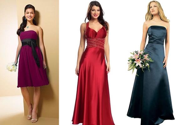 vestidos madrinhas