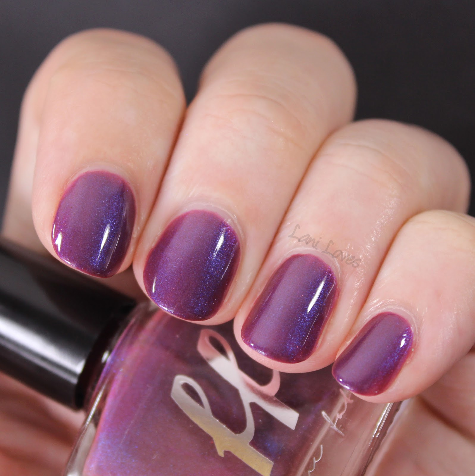 Femme Fatale Anne of Green Gables Nail Polish Collection Swatches ...