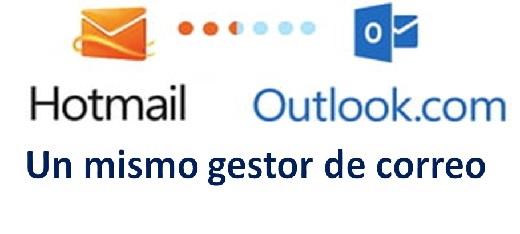 Inicia sesión en tu antigua cuenta de Hotmail, desde Outlook.com