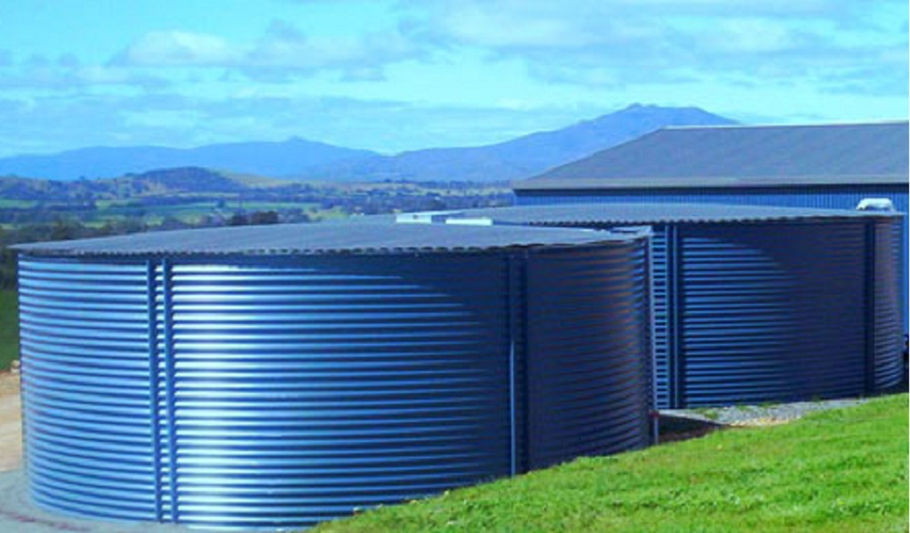 Tanks for Rain Water Collection and Storage: Use Is on the Rise