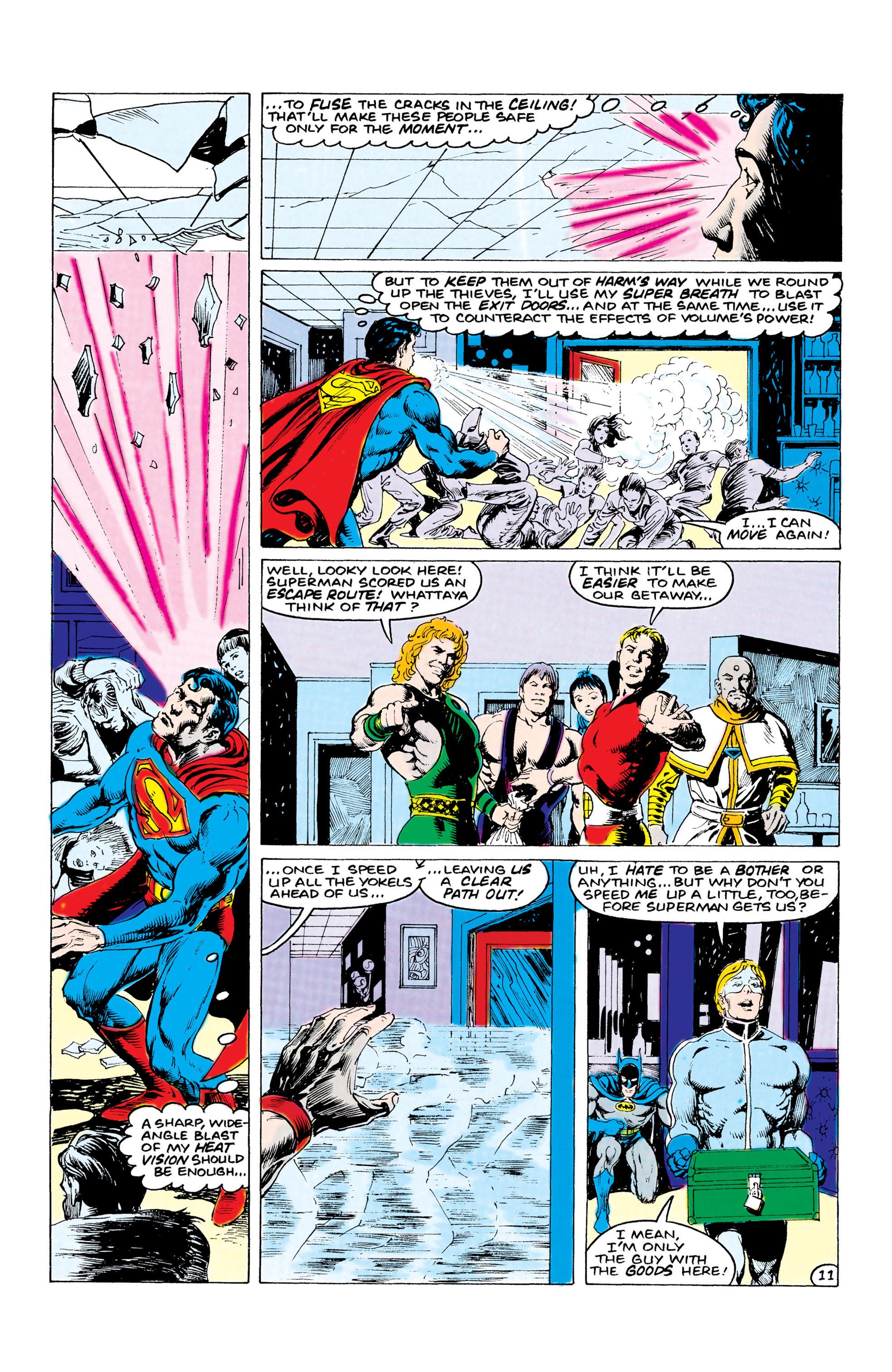 Read online World's Finest Comics comic -  Issue #312 - 12