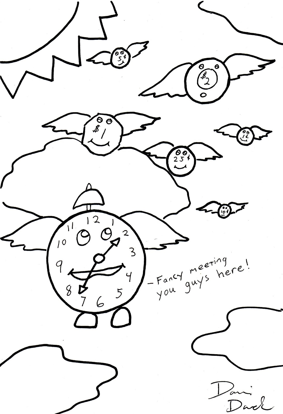 God Made Me Pages For Preschool Coloring Pages