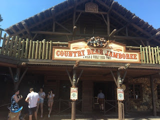 Country Bear Jamboree Exterior Magic Kingdom Disney World