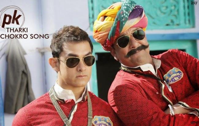 Tharki Chokro Video Song Form PK feat Aamir Khan, Sanjay ...