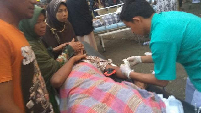 Ini Daftar Korban Gempa yang Berhasil Didata oleh BPBD