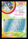 My Little Pony Star Swirl the Bearded Series 5 Trading Card