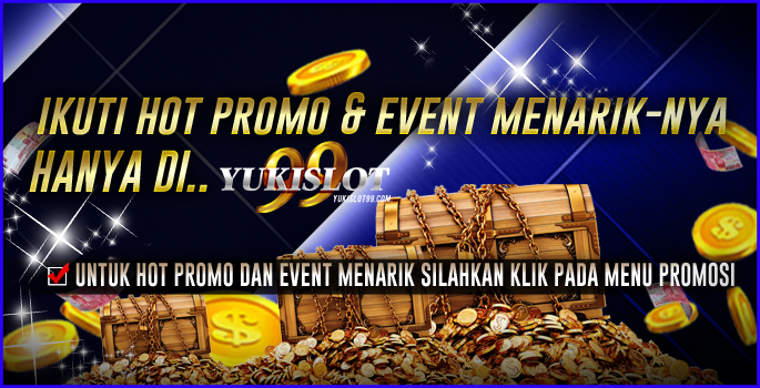 Promo YUKISLOT99