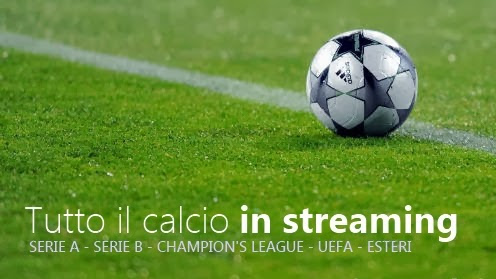 SQUADRA1 SQUADRA2 in Streaming 28-11-2015 legalmente