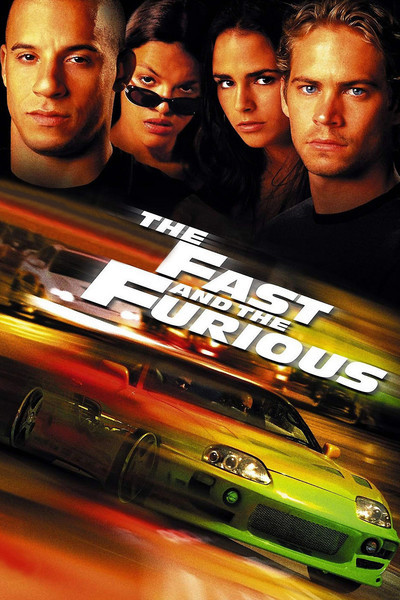 The Fast and the Furious 1 (2001) Dual Audio Hindi + English