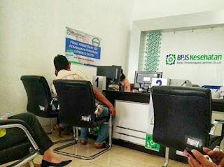Foto Kantor cabang BPJS Kesehatan kota Ambon
