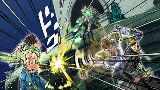 PlayStation 4 JoJo's game review