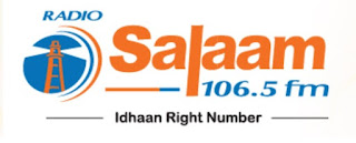 Radio Salaam 106.5 FM UAE Live Streaming Online