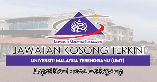 Jawatan Kosong Terkini 2018 di Universiti Malaysia Terengganu (UMT)