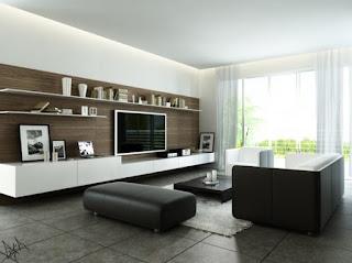 sala mueble tv moderno