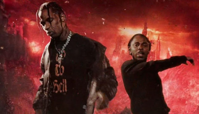 "Travis Scott lança o clipe ""Goosebumps"" com part. de Kendrick Lamar"
