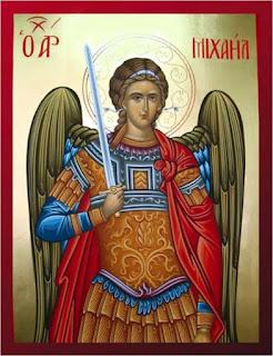 Η Πολεμική Αεροπορία γιορτάζει τον Προστάτη της Αρχάγγελο Μιχαήλ. (Πενθήμερος ο εορτασμός)