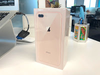 Castiga un iPhone 8 Plus Gold 64GB
