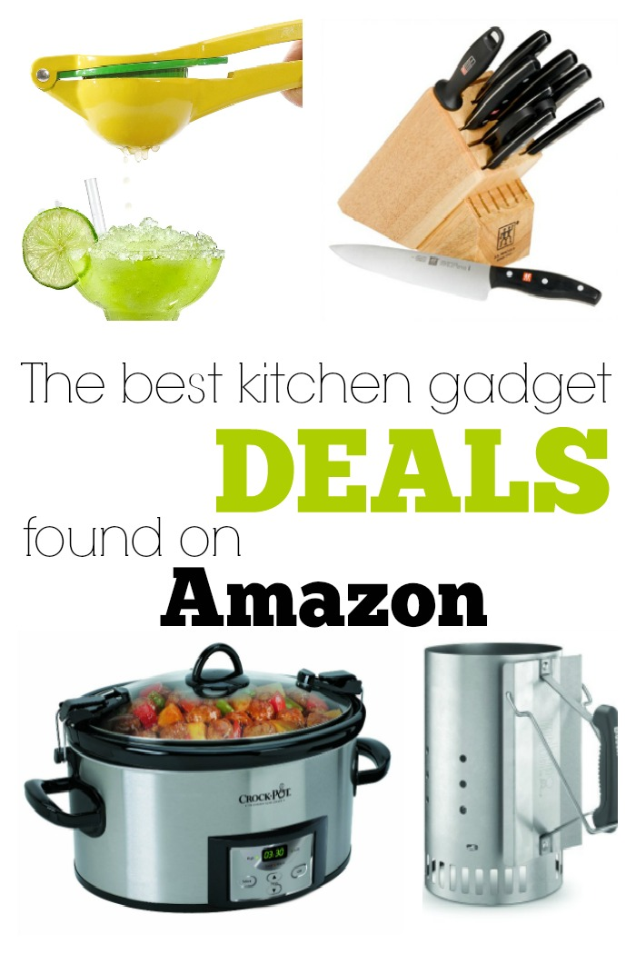 An Uncomplicated Life Blog: Best Kitchen Gadgets On Amazon