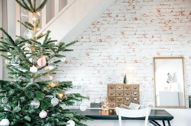 Mon sapin de Noël / Holidays #4
