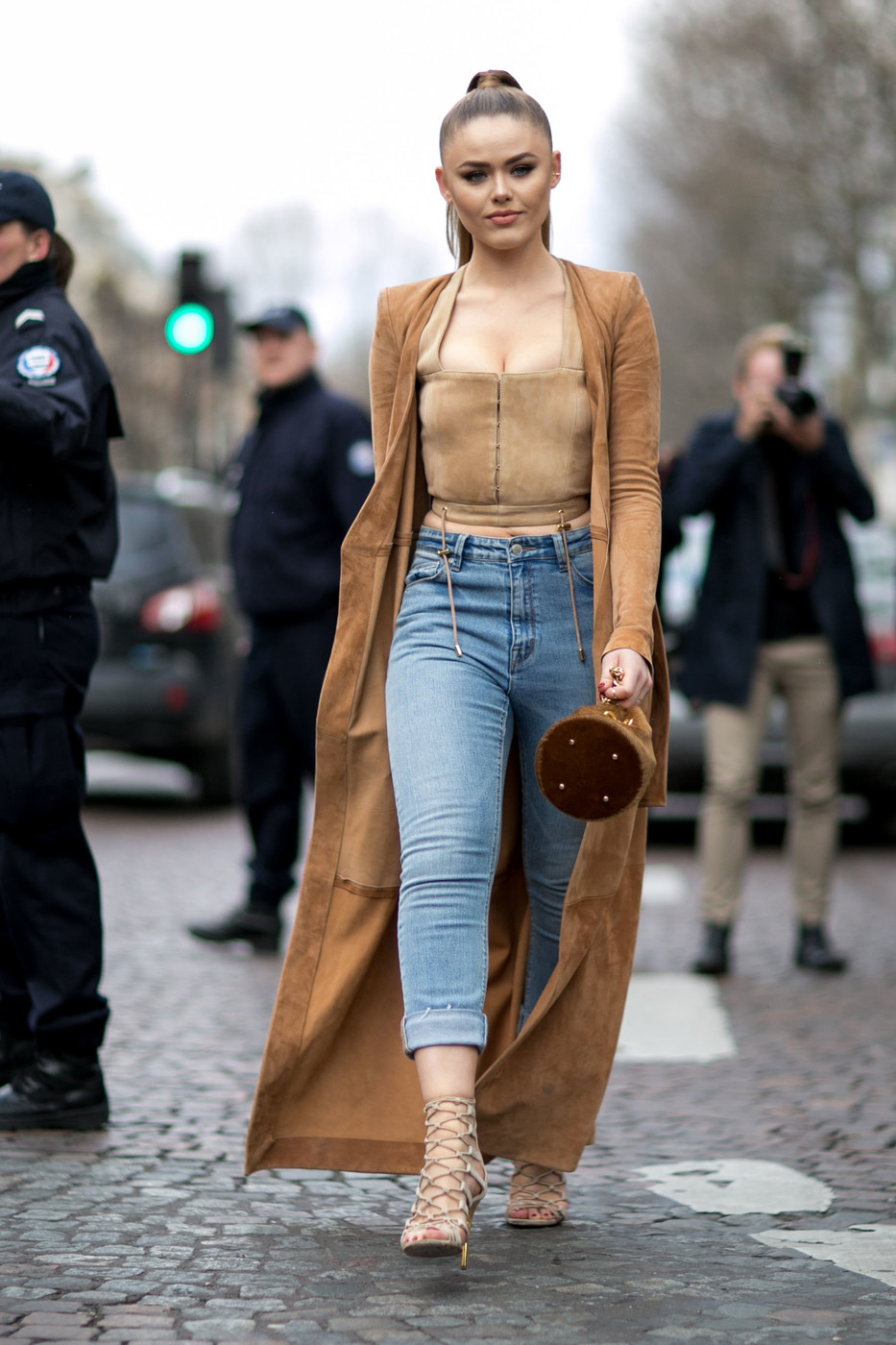 The Best Street Style Looks From Paris Fashion Week A W 2016 The Front Row View