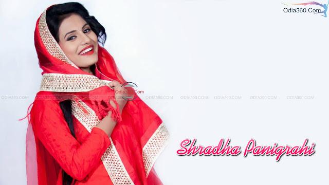 Shradha Panigrahi Odia Actress HD Wallpaper Download