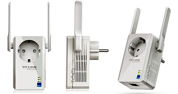 Review Wireless Extender 300Mbps TP-LINK seri TL-WA860RE