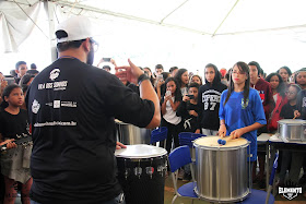 Oficinas gratuitas de DJ, discotecagem e percussão em Ceilândia