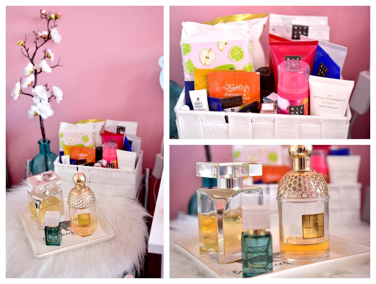 Moje obľúbené parfémy