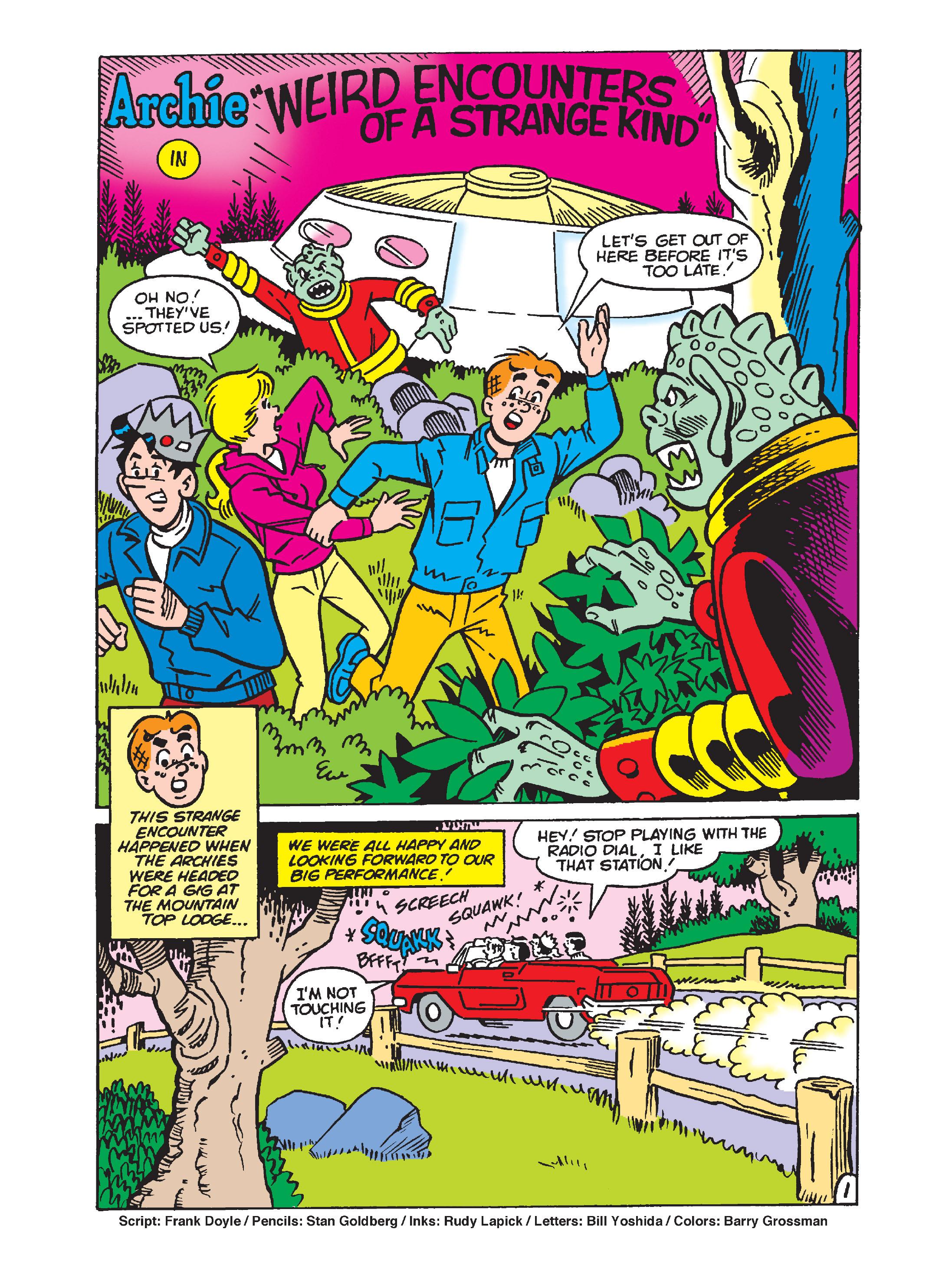 Read online Archie 1000 Page Comics Bonanza comic -  Issue #1 (Part 1) - 84