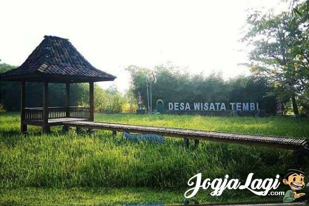 Desa Wisata Tembi Yogyakarta - Jogjalagi.com