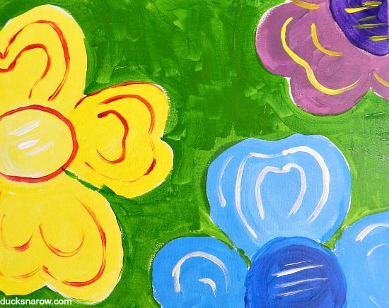 art, artwork, family fun, painting class