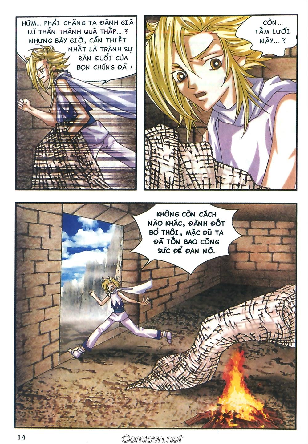 Thần thoại Bắc Âu - Chapter 47: Gieo gió gặt bão - Pic 15