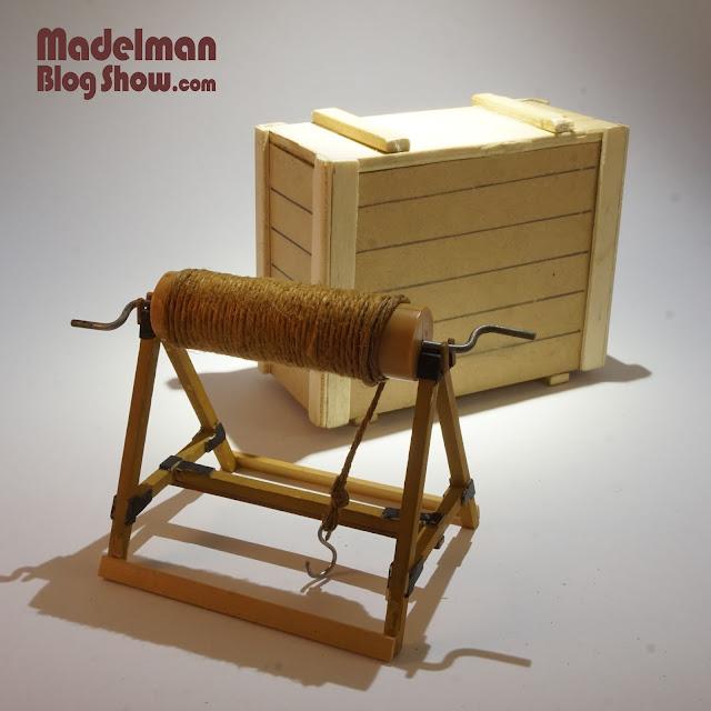 Torno del Madelman espeleologo