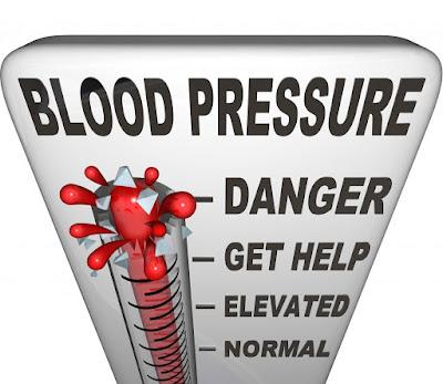 tanda-tanda tekanan darah tinggi