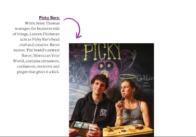 Jess Thomas and Lauren Fleshman Picky bar owners profile photo.