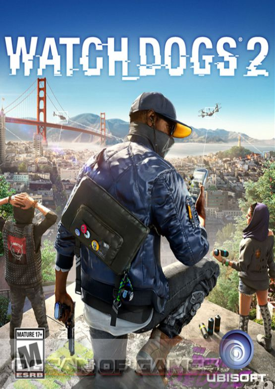 Download Watch Dogs 2 game for PC