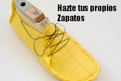 Hazte tus propios Zapatos