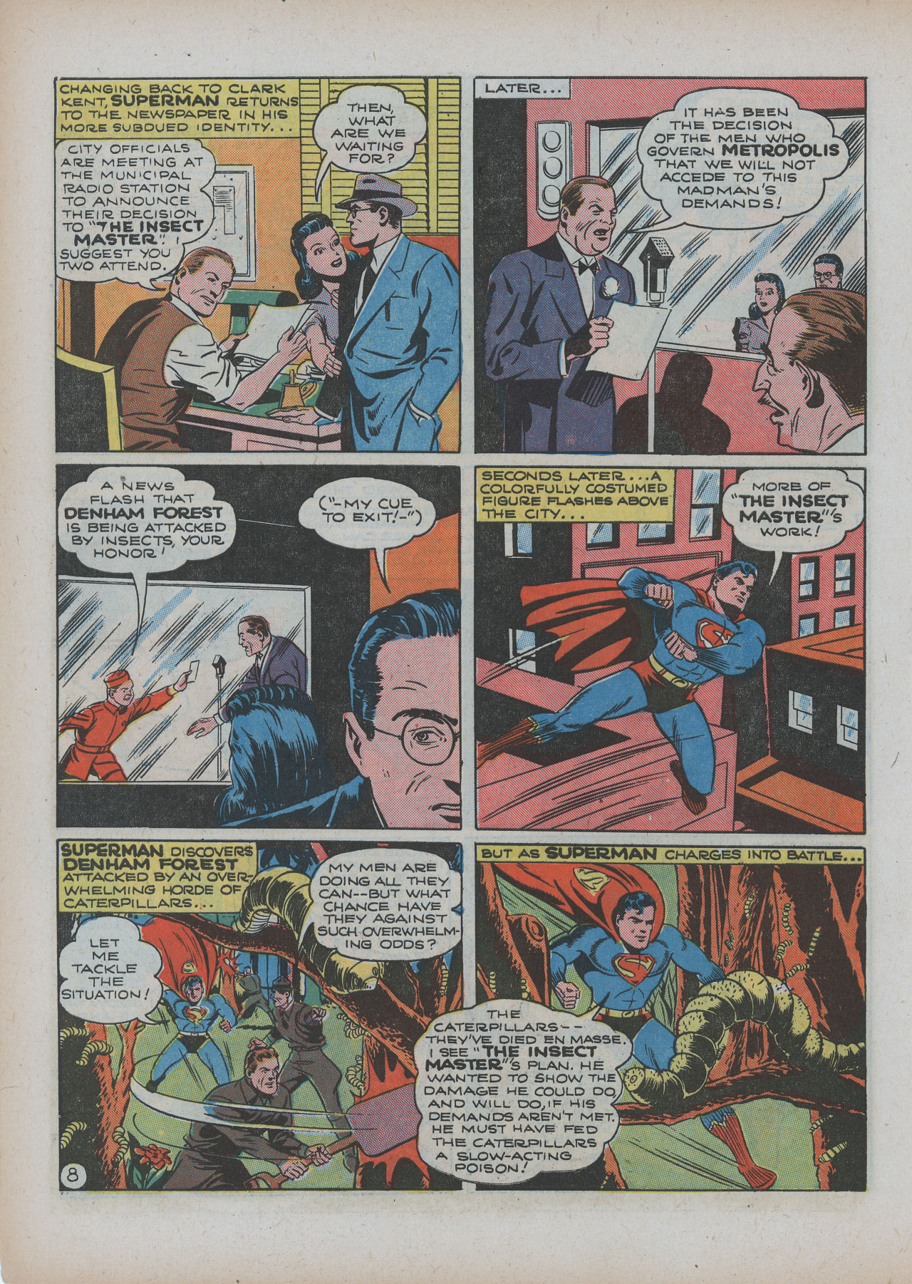 Read online World's Finest Comics comic -  Issue #10 - 10