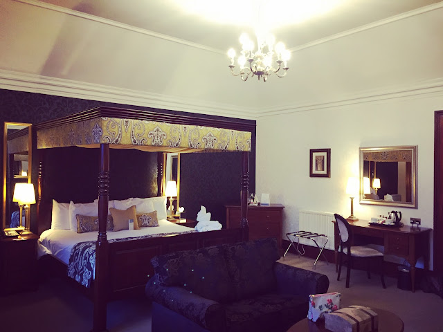 The Newark Suite at Thoresby Hall, Nottinghamshire
