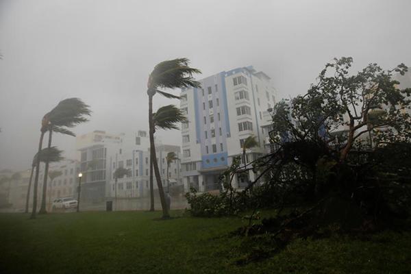 Tres personas fallecidas en  Cayos de Florida al paso de huracán Irma