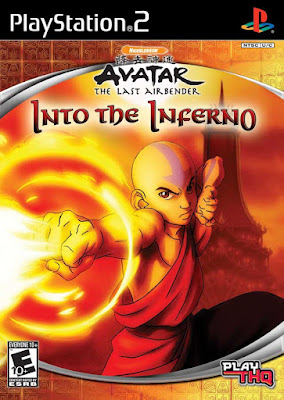 Avatar: The Last Airbender - Into the Inferno (NTSC) PS2 Torrent