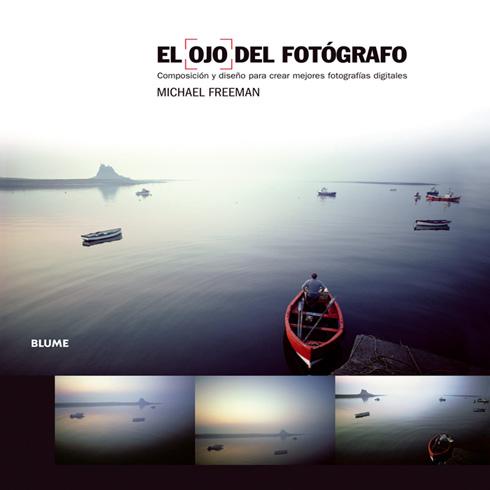 Portada libro: El ojo del fotógrafo