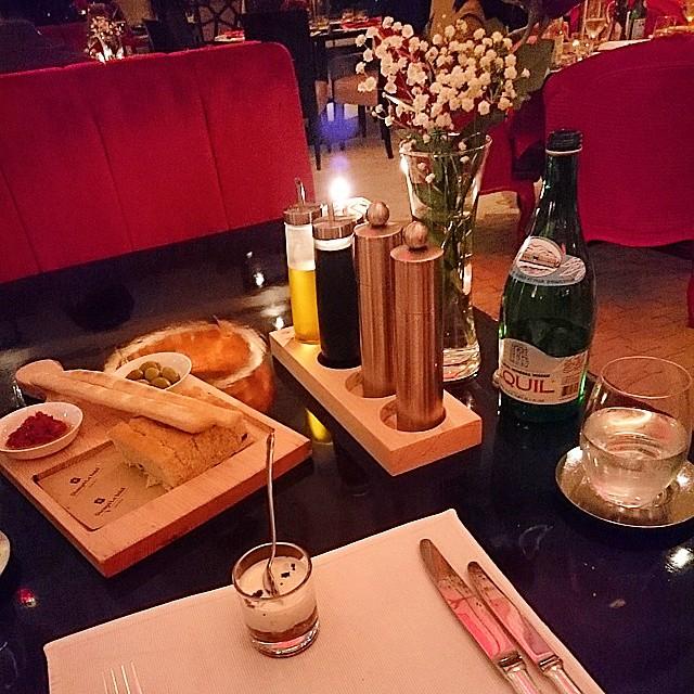 Rosso - Restoran Romantis di Jakarta