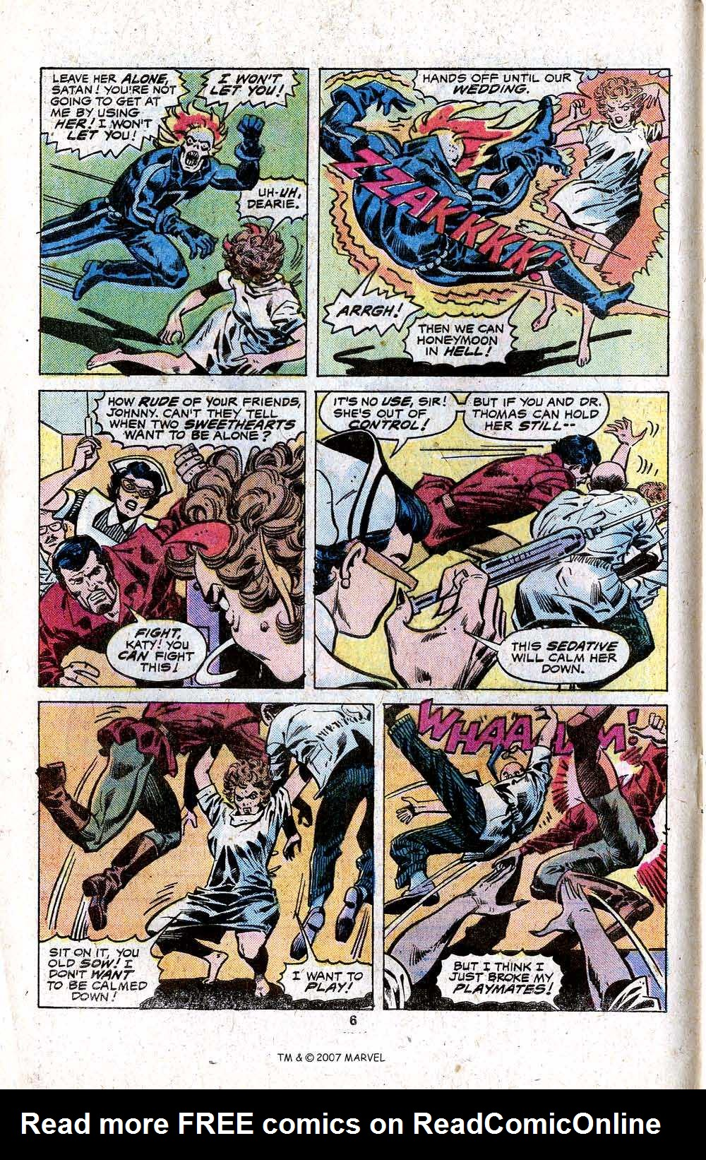 Ghost Rider (1973) Issue #17 #17 - English 8