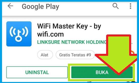 WiFi Master Key Untuk Bobol Wifi