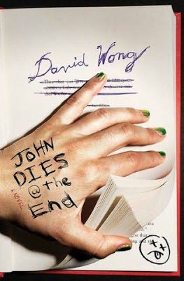 John Dies at the End by David Wong book cover